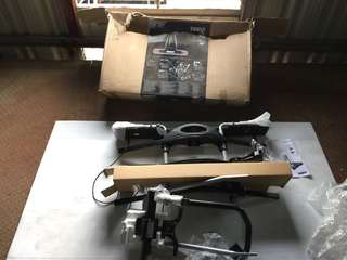Thule EuroRide 943 3 Bike 7 Pin Update
