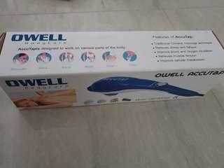 Owell accutap brand new (nt oto, osim, massage)