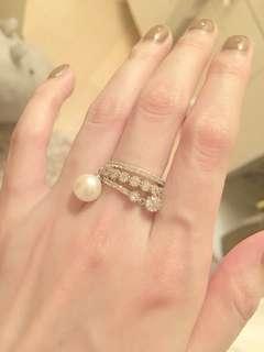 珍珠閃石介指