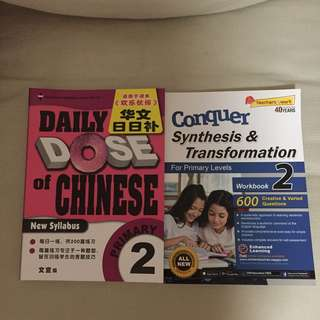 2 For $14 - BN primary 2 - Daily dose Chinese & Conquer Synthesis & Transformation