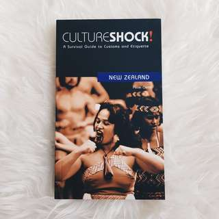 Culture Shock!: New Zealand by Peter Oettli
