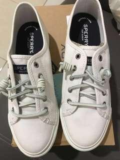 Keds/ Sneakers Putih Sperry NEW ORI SKY SAIL