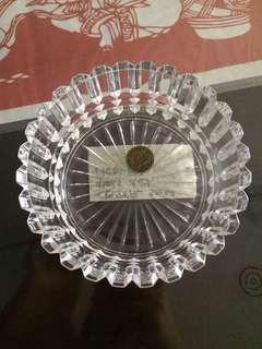 Cristal & d'Arques small dish