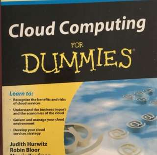 Cloud computing for dummies - tech - books