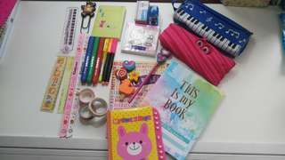 Stationary Grab bag