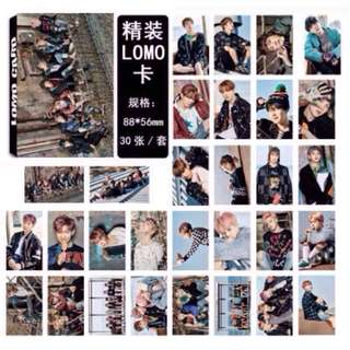 BTS YNWA Spring Day Lomo Cards