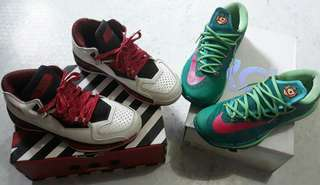 KD Elite And Lining Overtowns!!!!