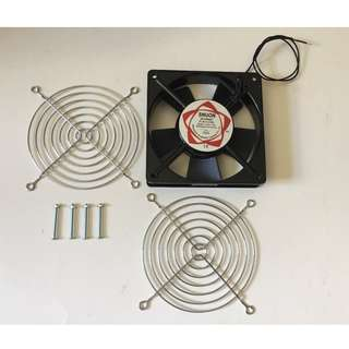 Snuon SF12025AT P/N 2122HSL Computer Fan (Brand New)