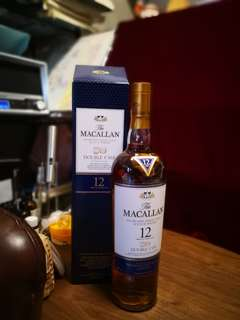 macallan double cask 12yo 舊裝 麥卡倫