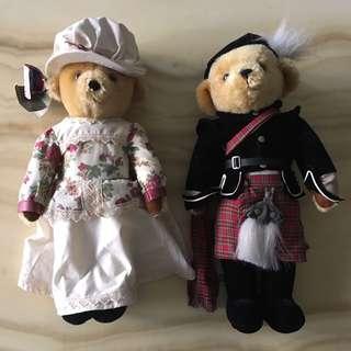 英國Harrods百貨娃娃