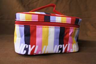 彩色間條Lunch box袋