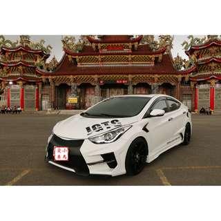 <小馬愛車> 2015 Hyundai Elantra 1.8 白