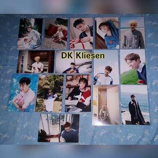 Seventeen 17's Cut Exhibit Printed Photos
