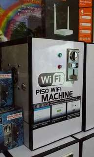 Piso Wifi Machine