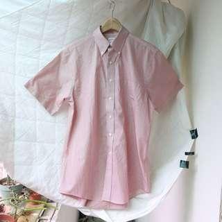 🉐️ 買取 🇯🇵 / BROOKSBROTHERS 寬版 條紋襯衫