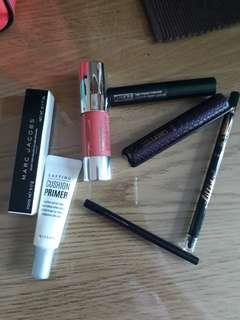 Sephora makeup Missha marc jacobs clinique tarte mascara primer eyeliner blusher