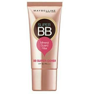 Maybelline Super Bb Cream (SUPER COVERAGE)