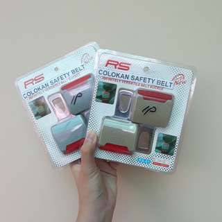 Safety Belt Buzzer Stopper Alarm Sabuk Pengaman Seat Belt