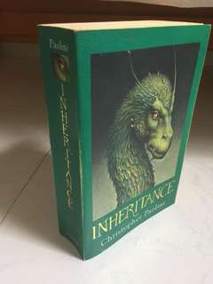 🚚 Inheritance (Eragon Book 4)