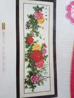 KEC CROSS STITCH roses