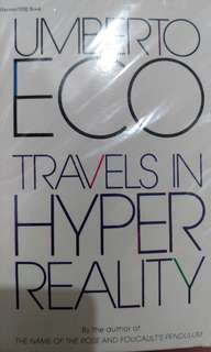 Umberto Eco - Travels in Hyper Reality