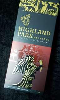 Highland Park Valkyrie 女武神 Whisky 蘇格蘭 威士忌