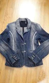 dkny Denim women Jacket