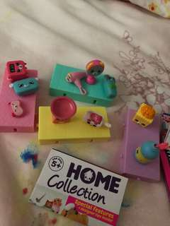 BN shopkins home collection bundle