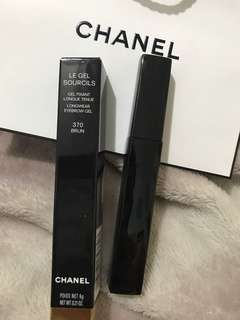 Chanel Le gel Long wear eyebrow gel 370 Brun
