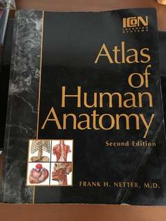 Atlas of Human Anatomy Netter's