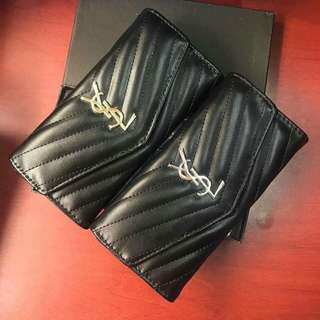 Authentic Quality YSL Wallet