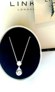 Llinks of London Necklace 全新純銀頸鏈
