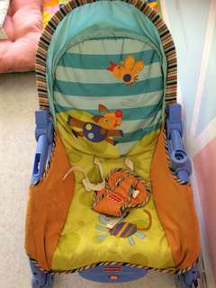 FISHER PRICE TODDLER ROCKER