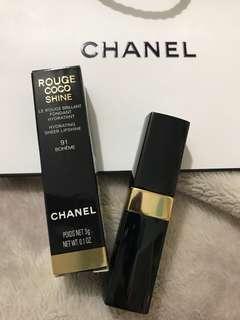 Chanel Coco Shine #91 Boheme