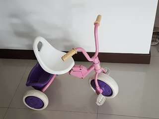 Kid toddler tricycle