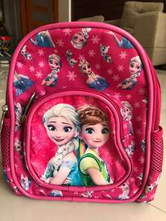 Frozen bag pack
