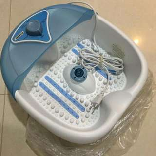 BNIB Watson's Foot Spa Massager