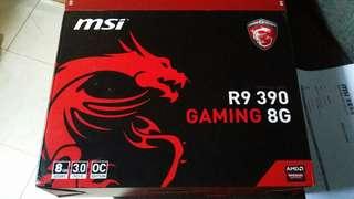 MSI R9 390 8GB Gaming X
