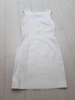 Future Ozbek white dress FIX PRICE