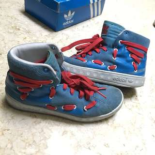 Sneakers Adidas Relace Mid High Top