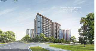 The Garden Residences (D19) Condominium  For Sale