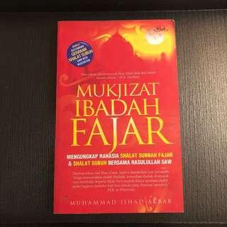 Mukjizat Ibadah Fajar