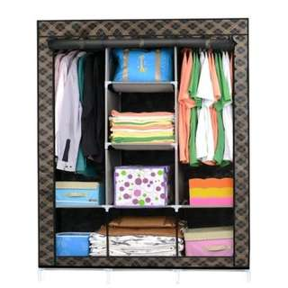 King size Clothe Wardrobe  [For two person use]