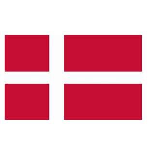 Denmark Flag (14x21cm)