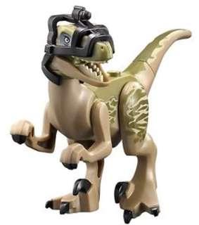 WTB Lego Delta Raptor Jurassic