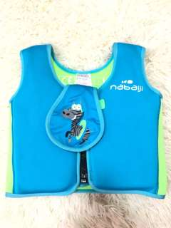 Toddler Safety Swimming Body Float Jacket