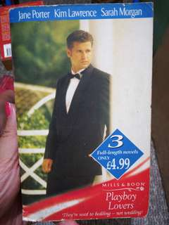Mills and Boon Playboy Lovers