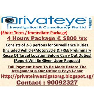 Private Investigator Services PI Services