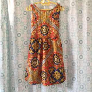 Bareback Dress (New!)