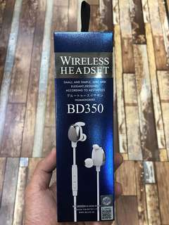 WK Design (REMAX); BD350 Wireless Bluetooth Earphones